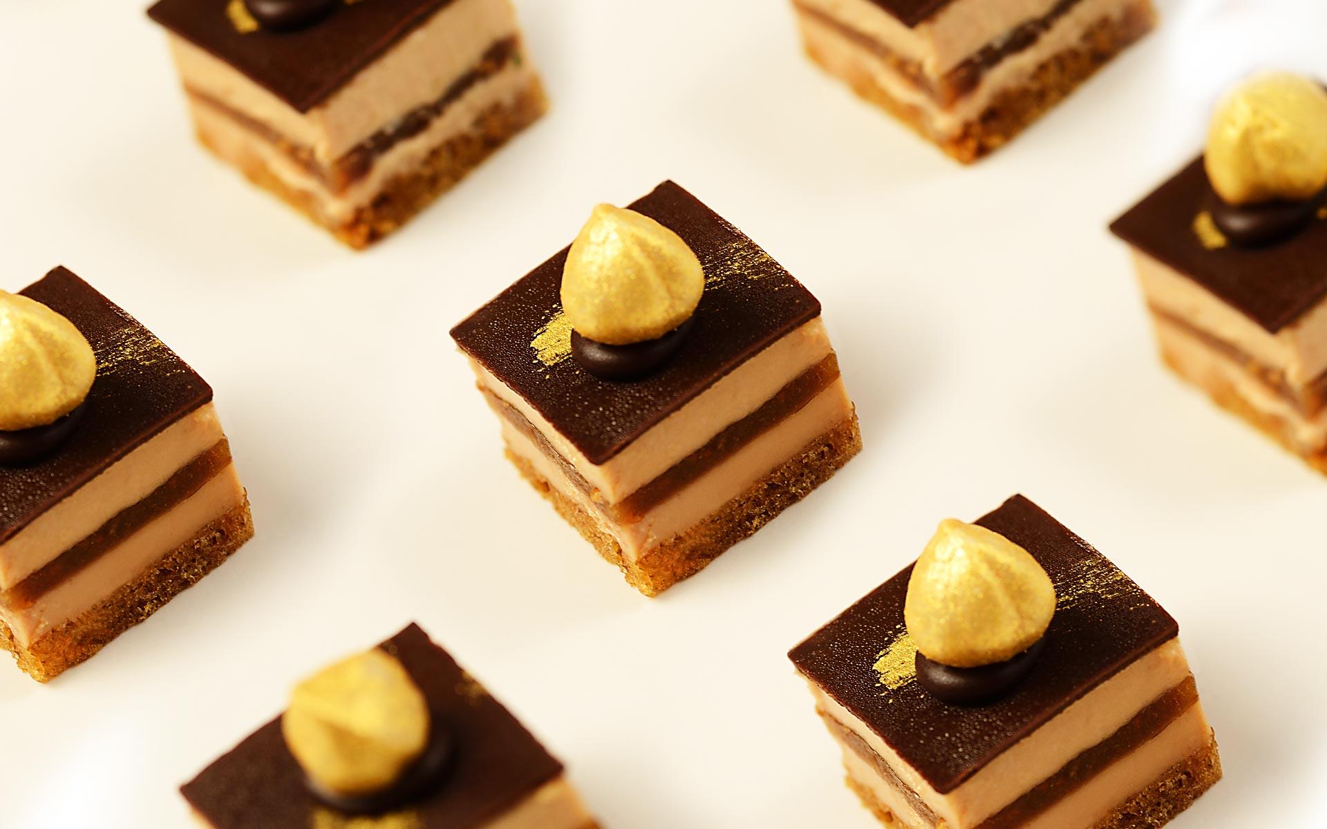 Finger food opera foie gras 2016 duval paris - Faire un foie gras maison ...